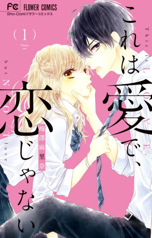 これは愛で、恋じゃない  著:梅澤麻里奈